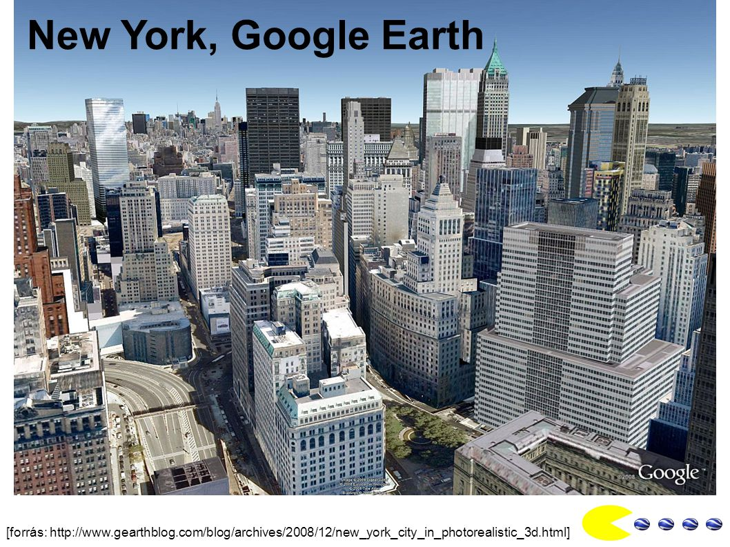 New York, Google Earth [forrás: http://www.gearthblog.com/blog/archives/2008/12/new_york_city_in_photorealistic_3d.html]